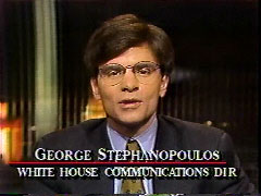 george stephanopoulos friends