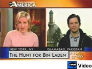 ABC's Diane Sawyer & Dan Harris
