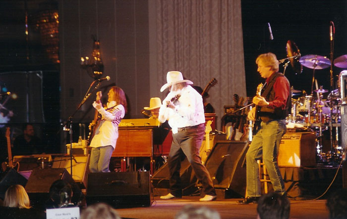 The Charlie Daniels Band - Listen-Up!