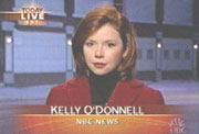 NBC's Kelly O'Donnell