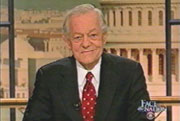 Face the Nation's Bob Schieffer