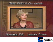 Lesley Stahl & Colin Powell