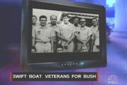 Swift Boat Veterans for Bush advertisement