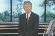 ABC Nightline's Ted Koppel