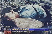 CNN's Bruce Morton making comparison to My Lai, Vietnam