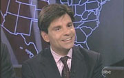 ABC's George Stephanopoulos