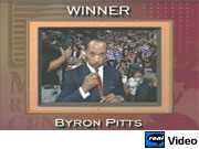CBS's Byron Pitts