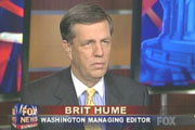 Fox News Channel's Brit Hume