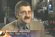 Author Michael Medved