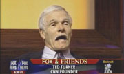 Ted Turner, the founder of CNN